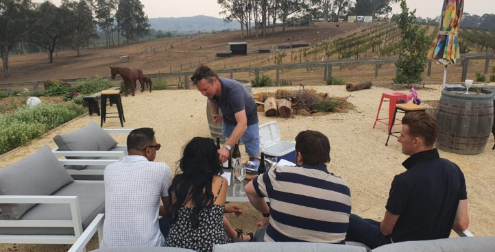 Tailor made Morning Wine Tour