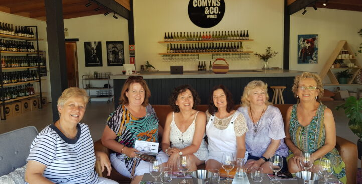 TWO DAY WINE TOURS