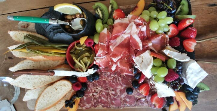 Platters - full day private wine tour