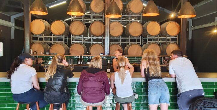 FULL DAY WINE TOURS